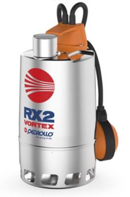 RX VORTEX na špinavou vodu